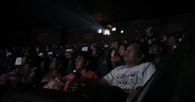 "Aeta Tribes Watch ""Tell Me Your Dreams"" in Day 1 of Subic Filmfest"
