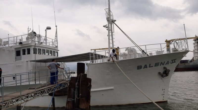 Chinese on board, but not Chinese vessel – SBMA Harbor Patrol