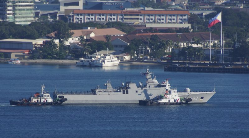 2 Indonesian Navy Ships in Subic