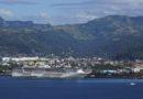 Cruise Ship Costa Atlantica is again back in Subic Bay