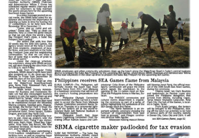 Subic Bay News Vol 12 No 36