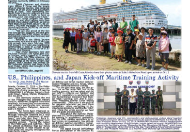 Subic Bay News Vol 12 No 38