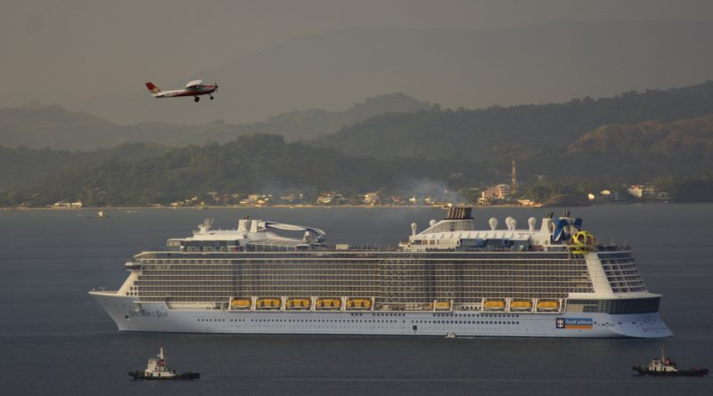 Subic May Have Weekly Cruise Ship visits in 2020