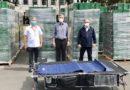U.S. Donates COVID-19 Relief Supplies