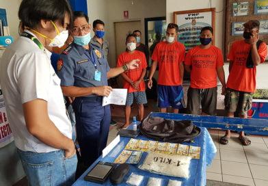 Olongapo Scores Big Against Illegal Drugs