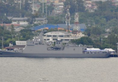 Ph Navy Commissions BRP Jose Rizal Into Active Military Service