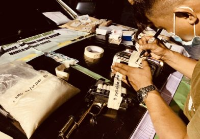 Six (6) Chinese Nationals Fall In Dragnet Against  Illegal Drugs In Subic