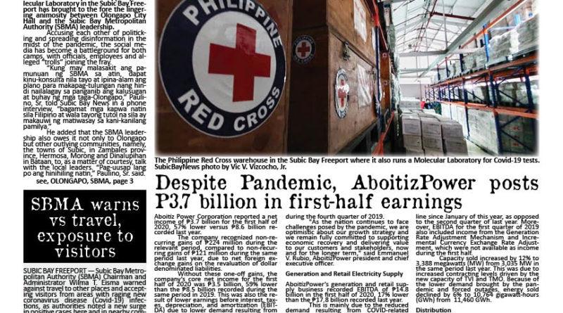 Subic Bay News Vol 13 No 27