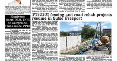 Subic Bay News Vol 13 No 34