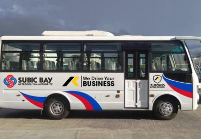 Cashless public buses soon in the Subic Freeport