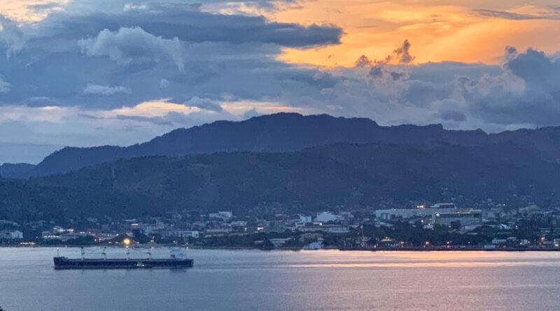 "Subic Freeport Braces For Tropical Storm ""Dante"""