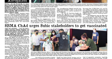 Subic Bay News Vol 14 No 27