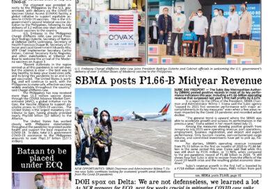 SubicBay News Vol 14 No 28
